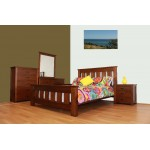 Claremont Tasmanian Oak Bedroom Suite